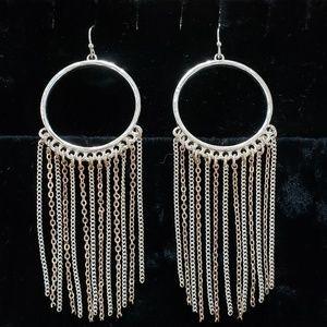 Pretty dangling earrings